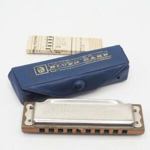 Hohner Blues Harp Harmonica Key of D
