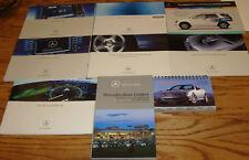 Original 2004 Mercedes Benz Owners Manual Supplements / Information 04 SLK