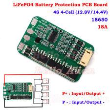 4S 18A Protection Circuit for 3.2V LiFePO4 18650 Battery Packs BMS 12.8V 14.4V