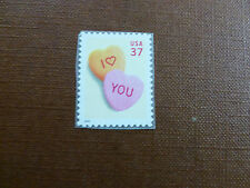 United States Scott 3833  the 37  cent LOVE stamp from  2004 mint
