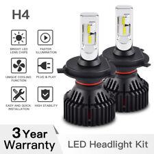 H4 LED Headlight Bulbs Hi/Low Beam ZES For Chevrolet 95-11,Venture,Aveo,Tracker