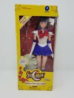 RARE Sailor Saturn Doll 2001 Irwin Toys Limited Edition Sailor Moon New Open Box