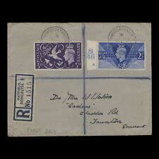 Great Britain 1946 (FDC) Return to Peace
