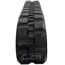 One Rubber Track For Bobcat T180 T190 T550 T590 T595 320x86x49 Block Tread