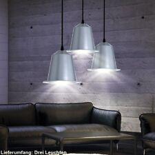 LED Lot de 3 Plafonnier Salle à manger cuisines Luminaire suspendu dxh 17, 5x110