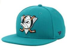 Official NHL Anaheim Mighty Ducks Retro Logo Fitted Hat