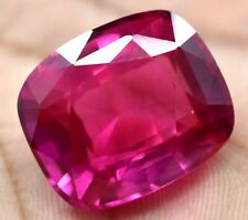 45.55 Ct Natural Mogok Pink Ruby Cushion Cut AGSL Certified Stunning Gemstone !!