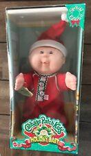 Mattel Cabbage Patch Kids Holiday Baby 1998 Marianne Doreen December 15th
