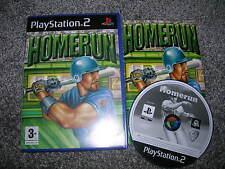HOMERUN - Rare Sony PS2 Game