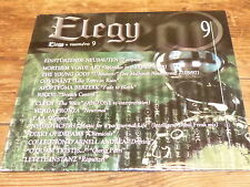 Various ‎– ELEGY 9!!!!!!!!!!!!!!!!!!!!!! !!! RARE CD FRANCE