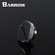 "Barrow G1 / 4 ""Silver a basso profilo STOP Spina / blanking plug - 117"