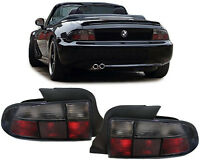 SMOKED REAR TAIL LIGHTS FOR BMW Z3 1995 - 4/1999 PRE-FACELIFT MODEL NICE GIFT