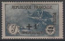 "FRANCE STAMP TIMBRE 169 "" ORPHELINS LA MARSEILLAISE +1F S.5F+5F"" NEUFxx TTB N484"