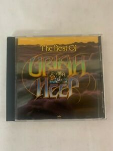 The Best Uriah Heep Cd Used Cd Music