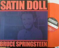 BRUCE SPRINGSTEEN ~ Satin Doll ~ VINYL LP - ORANGE VINYL LTD ED #053