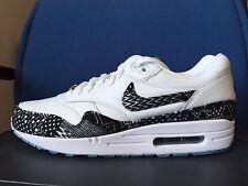 2015 Nike Air Max 1 BHM QS Premium sz 11 Black History Month HOH kobe 739386 100