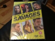 SAVAGES  ,Movie/Film DVD New/Sealed,John Travolta, Directed by OLIVER STONE 2012