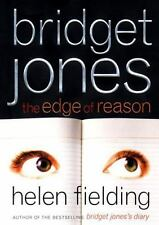 The Edge of Reason by Helen Fielding (2000, Hardcover) New and Free Shipping