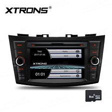 "7"" Car DVD GPS Sat Nav Radio USB SD BT For SUZUKI SWIFT 2011-2015 Ertiga 12-16"