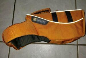 Ruffwear Float Coat Dog Life Jacket XXS Small Wave Orange New No Tags 13-17 in