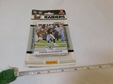 NFL players Oakland Raiders 2012 Panini Score cards pack team collection NOS