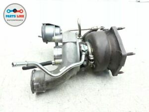 2008-2018 PORSCHE CAYENNE 958 RIGHT TURBO CHARGER TURBOCHARGER 4.8L RH 63K ASSY.