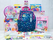 🚀💥💦 High Sierra Back Pack w/ Mechanical Pencils, Markers, Crafts, Diary Etc.