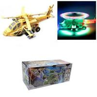 New Kids Sky Light and Music Universal Helicopter Flying Toy Games
