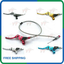 CNC Hydraulic clutch Handle with slave cylinder kit for dirt pit bike