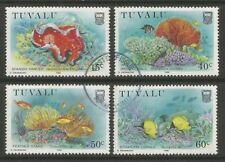 Timbres d'Australie et d'Océanie, sur poisson