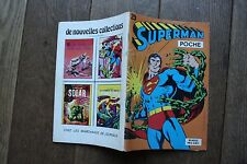 SUPERMAN POCHE N°29//1980/SAGEDITION/TBE