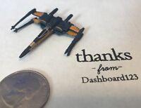 Micro Machines Star Wars (2015-2017) Poe Dameron T-70 X Wing