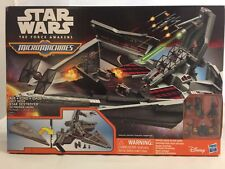 NIB Star Wars The Force Awakens Micro Machines First Order Star Destroyer Playse