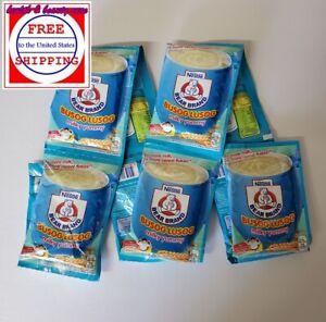 Bear Brand Busog Lusog Milky Yummy Cereals 10 x 28 grams FREE SHIPPING