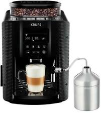Krups EA 8160 Kaffeevollautomat, 1450 Watt, 15 bar, LC-Display, schwarz