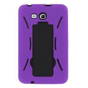 "Heavy Duty Cover Shockproof Hybrid Case For Samsung Galaxy Tab E 8 8.0 8"" T377"