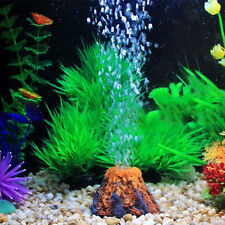 Pro Air Bubble Stone Aerator Aquarium Fish Tank Oxygen Pump Mini Volcano Design