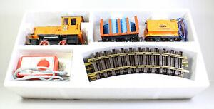 Spur G LGB 20803 Startset Güterzug OVP