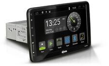 "1-DIN 10,1"" Android Auto Radio Navigation DAB+ Bluetooth USB APP Soundprozessor"
