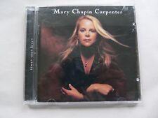 Mary Chapin Carpenter - Time* Sex* Love*-   (CD, May-2001, Columbia (USA))