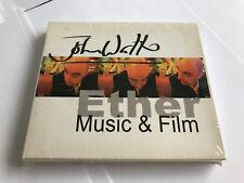 ETHER MUSIC & FILM ~ John Watts CD DVD NEW SEALED 5060051330278