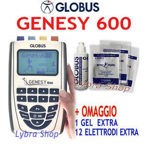 Globus GENESY 600 stimulateur électrique Professionnel Sport Tens Beauty