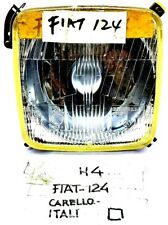 Headlight - Front Light Fiat 125 124 SPECIAL from 1967-72 CARELLO 07.350.800