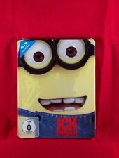 Despicable Me Blu Ray Limited Steelbook, Region Free,