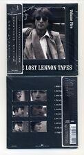 JOHN LENNON  The Lost Tapes  Volume 05  CD Mini Lp OBI