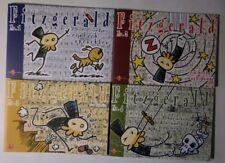 Fitzgerald  Band 1-4 von rautie Comics