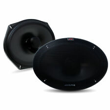 New listing Alpine R-S69.2 R Series 6x9 Inch Coaxial 2 way Speakers Pair