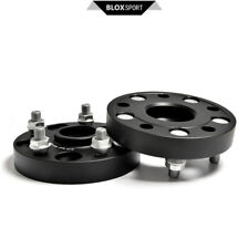 Set of 4 25mm Wheel Spacer PCD5x114.3 CB60.1 M12x1.5 For Lexus ES300h ES250 GS F