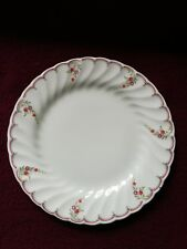 WEDGWOOD PINK GARLAND TEA PLATE 6.75 INCHES GOOD CONDITION