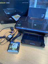 HP DeskJet 3050 All-in-One Inkjet Printer (Black) - Used